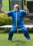 David Chandler Presenting Free Tai Chi & Qigong CT World Tai Chi & Qigong Day in CT3