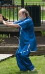 David Chandler Presenting Free Tai Chi & Qigong CT World Tai Chi & Qigong Day in CT1