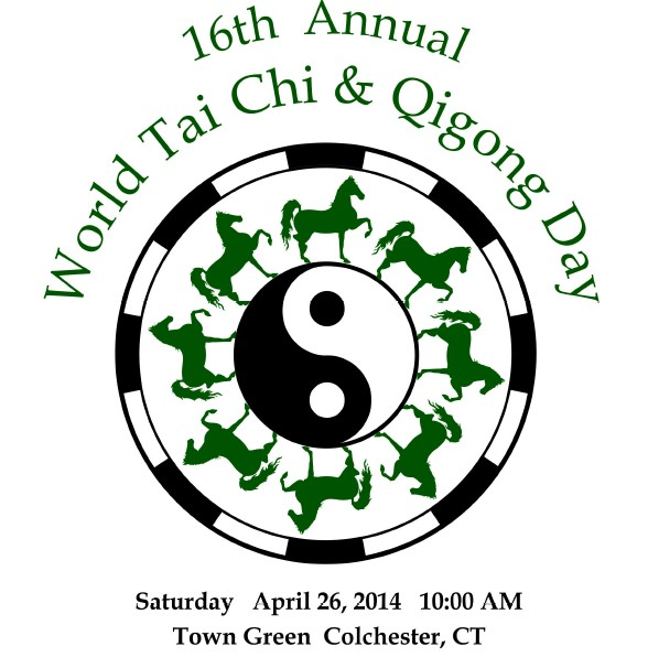 16th Annual World Tai Chi Day in CT Apr 28 Colchester,CT
